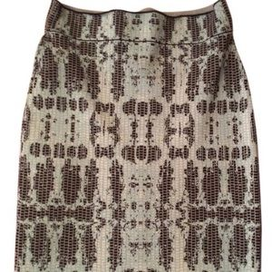 BCBG mini skirt